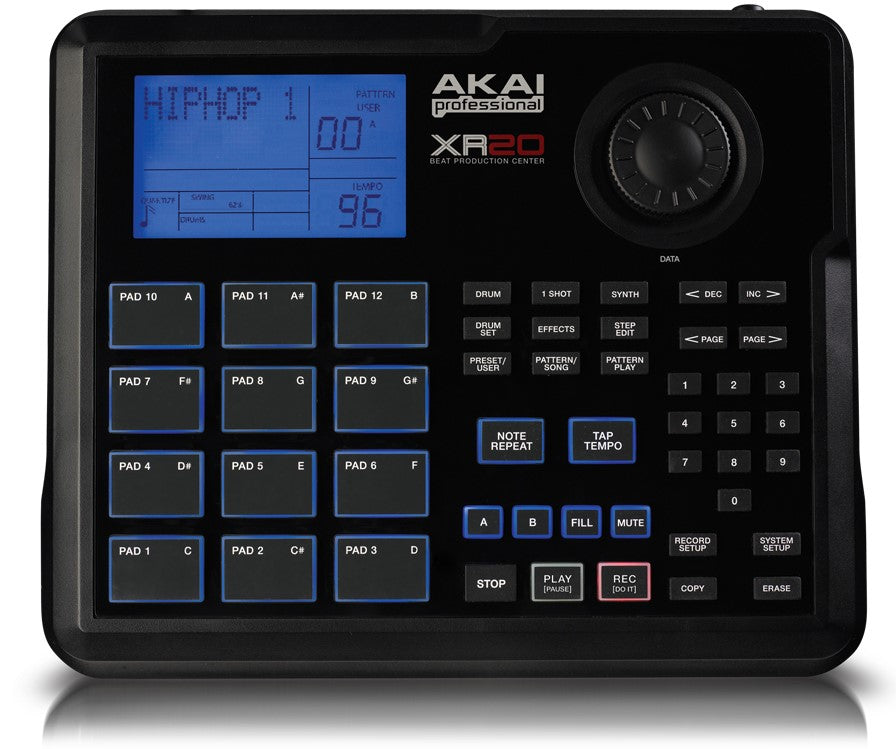 Akai XR20 Drum Machine