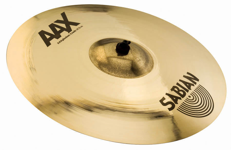 "Sabian 20"" AAX X-Plosion Crash Cymbal Brilliant Finish"