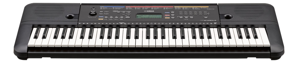 Yamaha PSR-E263 Kit Portable Keyboard W/ SK B2 Survival Kit