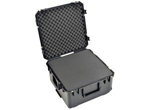 SKB iSeries 2222-12BC Waterproof Case With Cubed Foam, Wheels