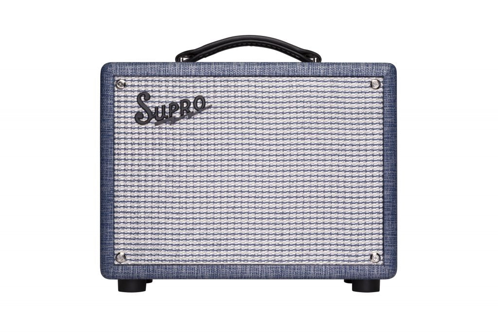 "Supro 1606 Super 1 x 8"" 5W Guitar Combo Amplifier"