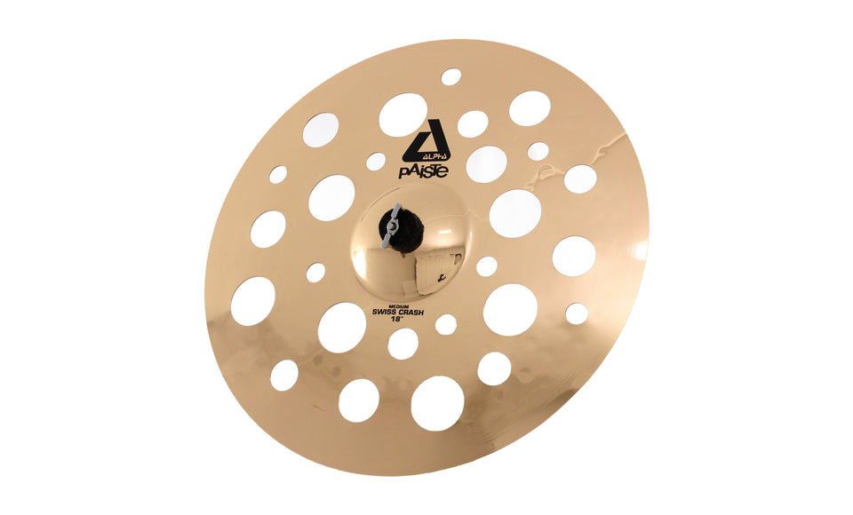 Paiste PSTX Swiss Medium Crash Cymbal