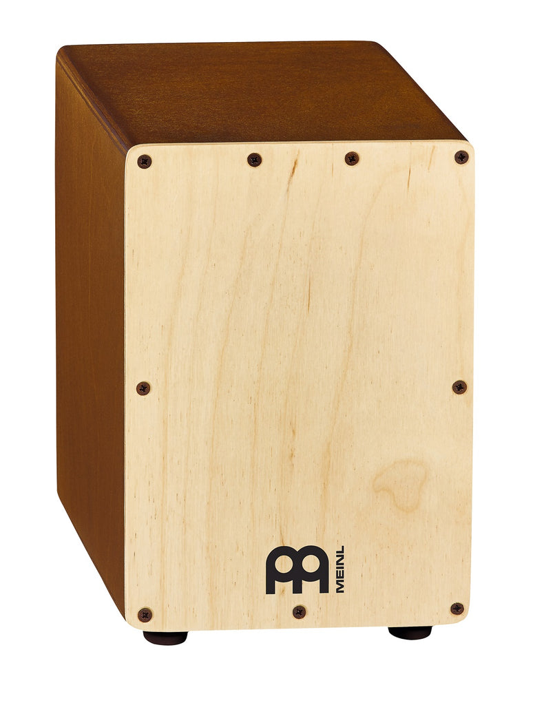 Meinl SCAJ1LB-NT Mini Cajon with Natural Frontplate