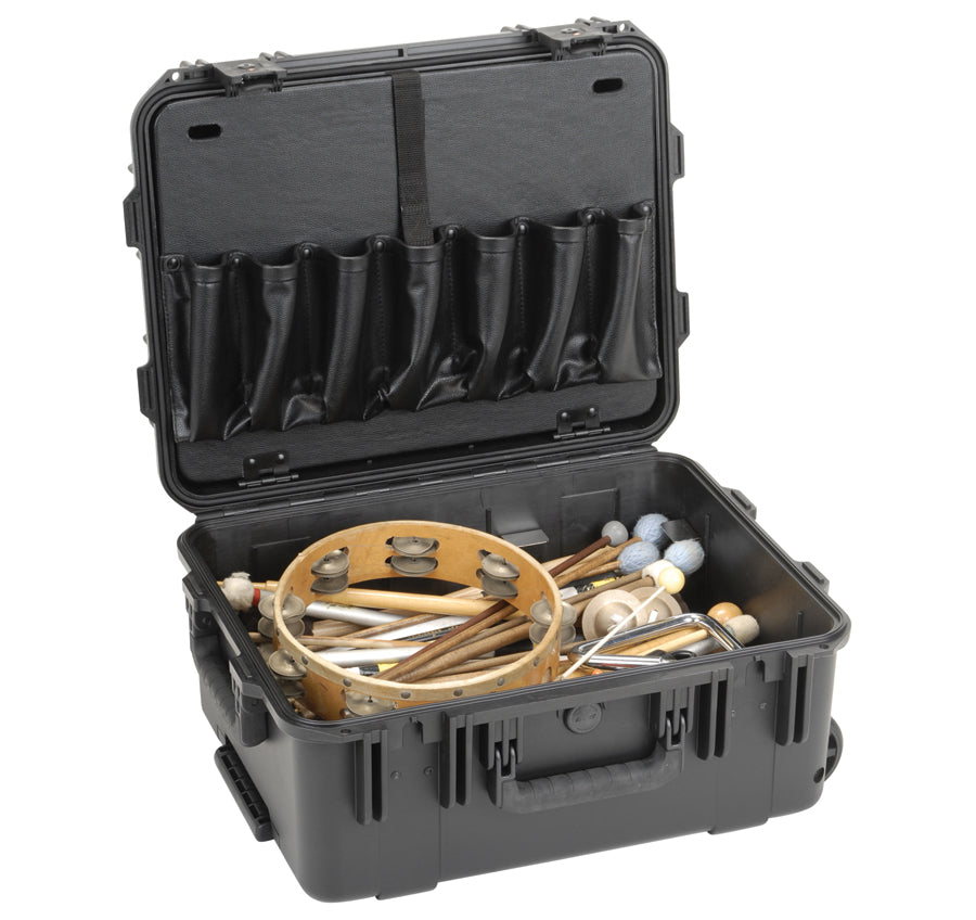 SKB 3I-1914-8B-P Waterproof Percussion Case