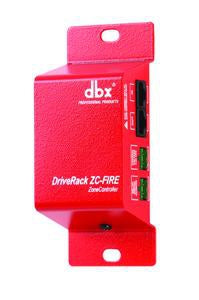 DBX Professional ZC-Fire Fire Safety Interface