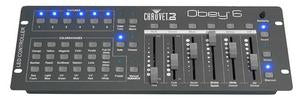 CHAUVET DJ Obey 6 Compact DMX Lighting Controller