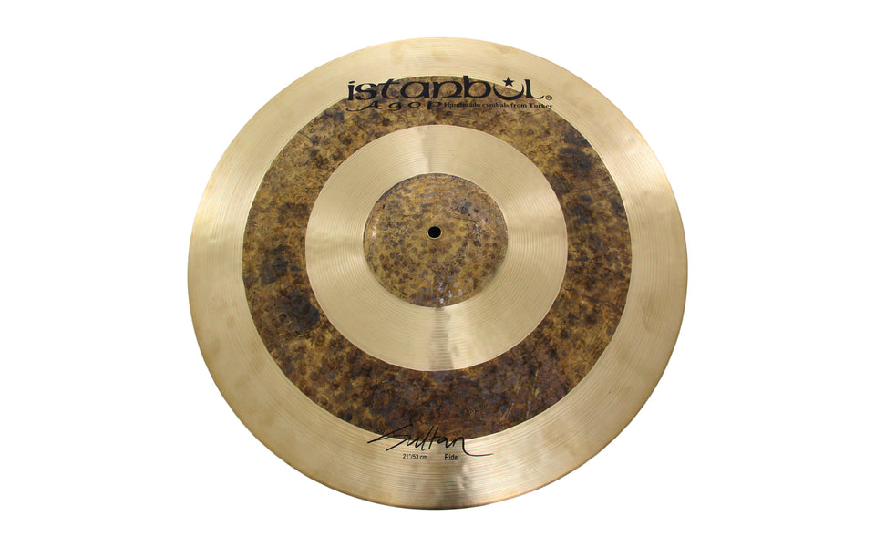 "Istanbul Agop 21"" Sultan Ride Cymbal"