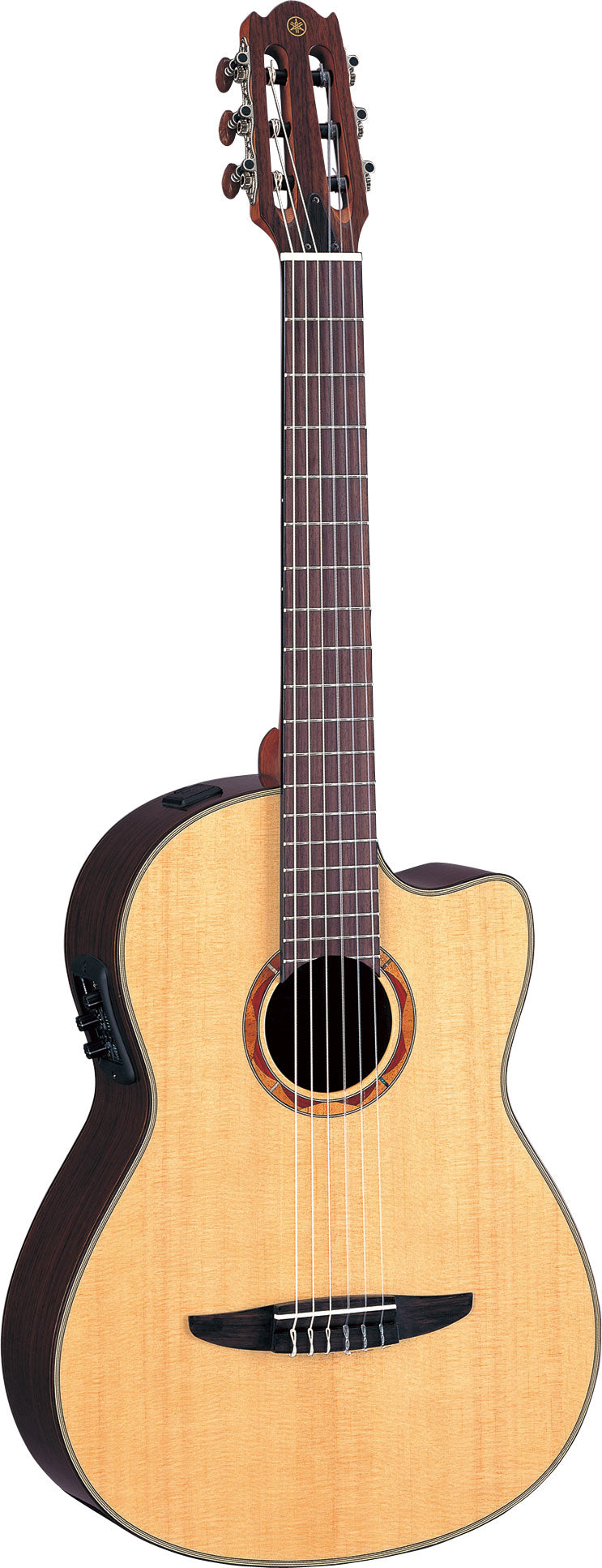 Yamaha NCX900R Acoustic-Electric Classical Guitar - Rosewood
