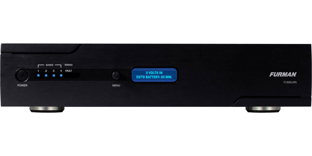 Furman F1500-UPS 1500VA Uninterruptible Power Supply