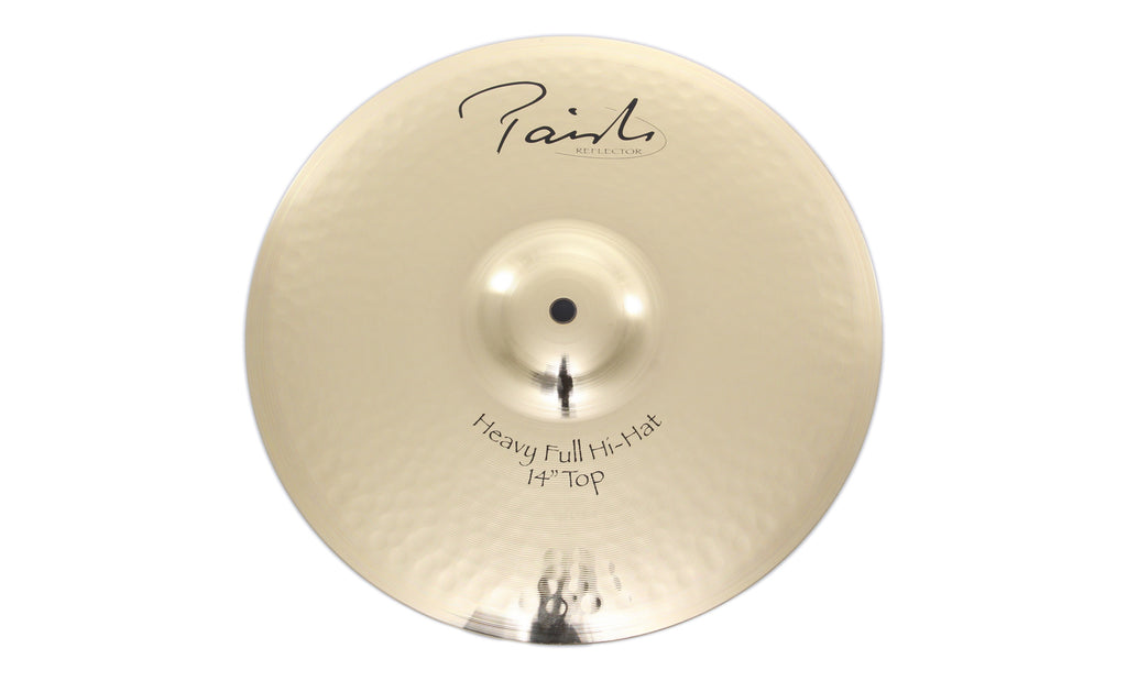 "Paiste 14"" Signature Reflector Heavy Full Hi-Hat Top Cymbal"