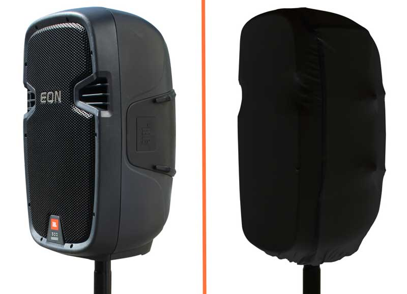 "JBL Stretchy Black Cover fits all EON 10"" Cabinets"