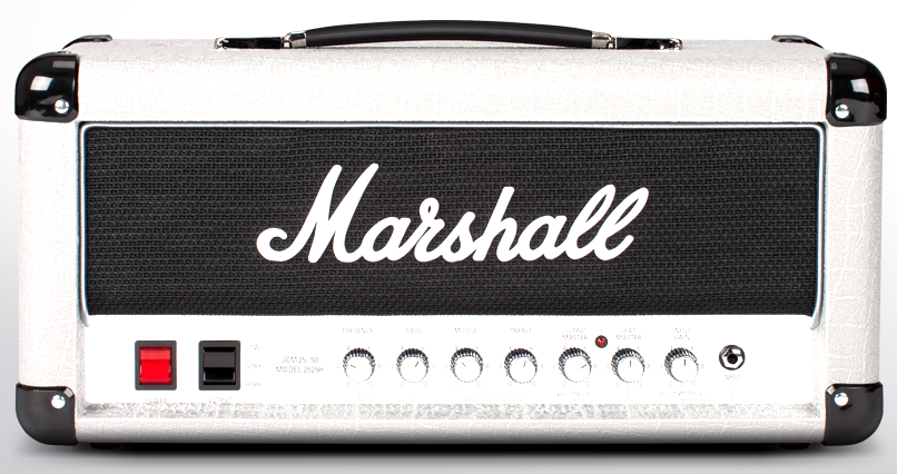 Marshall 2525H 20W Mini Silver Jubilee Amplifier Head