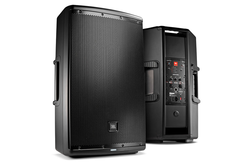 "JBL EON 615 15"" Two-Way Powered Speaker"
