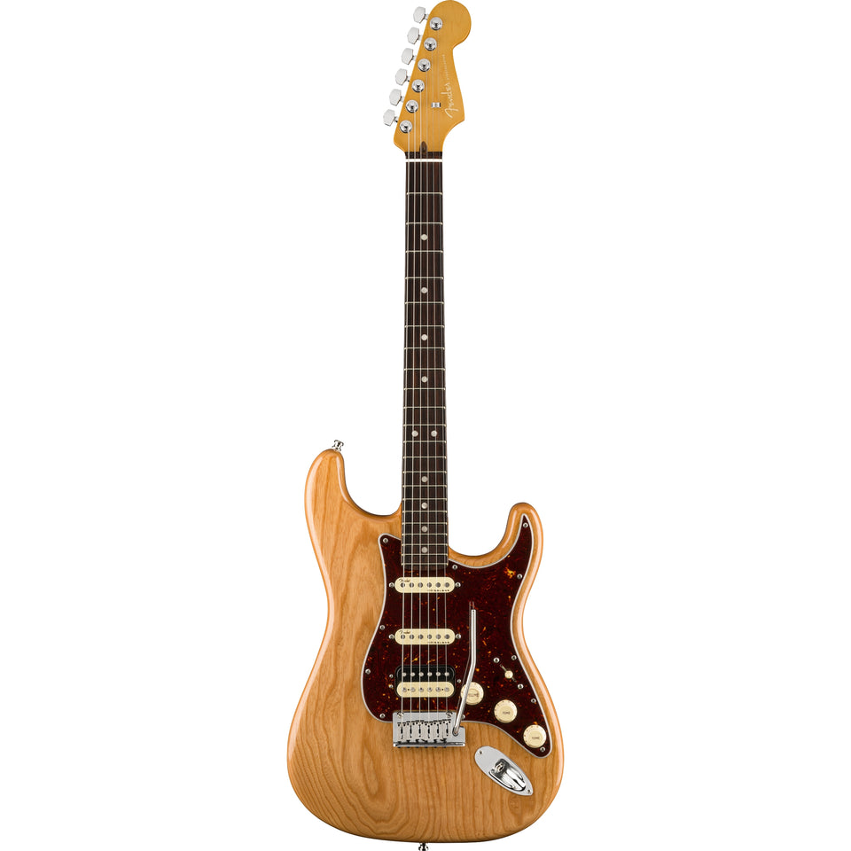 Fender American Ultra Stratocaster HSS Electric Guitar, Rosewood Fingerboard