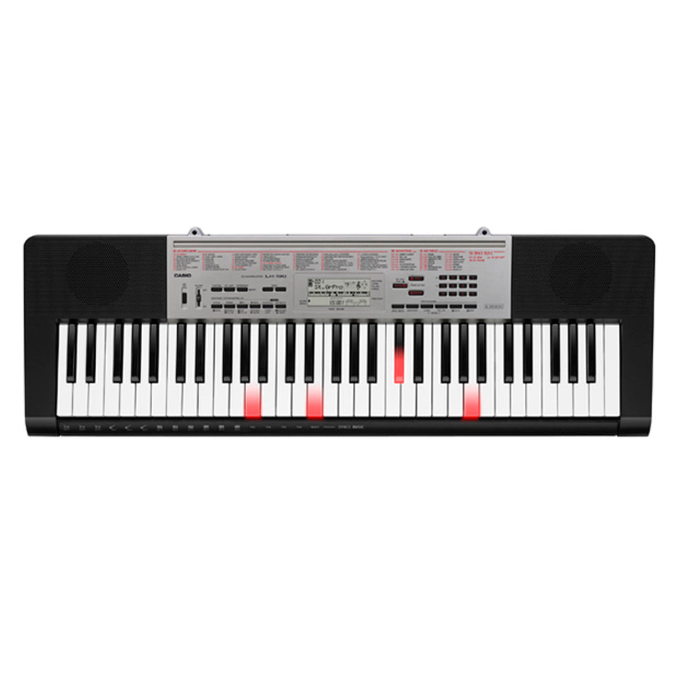 Casio LK-190 61 Key Portable Keyboard W/ Lighted Keys