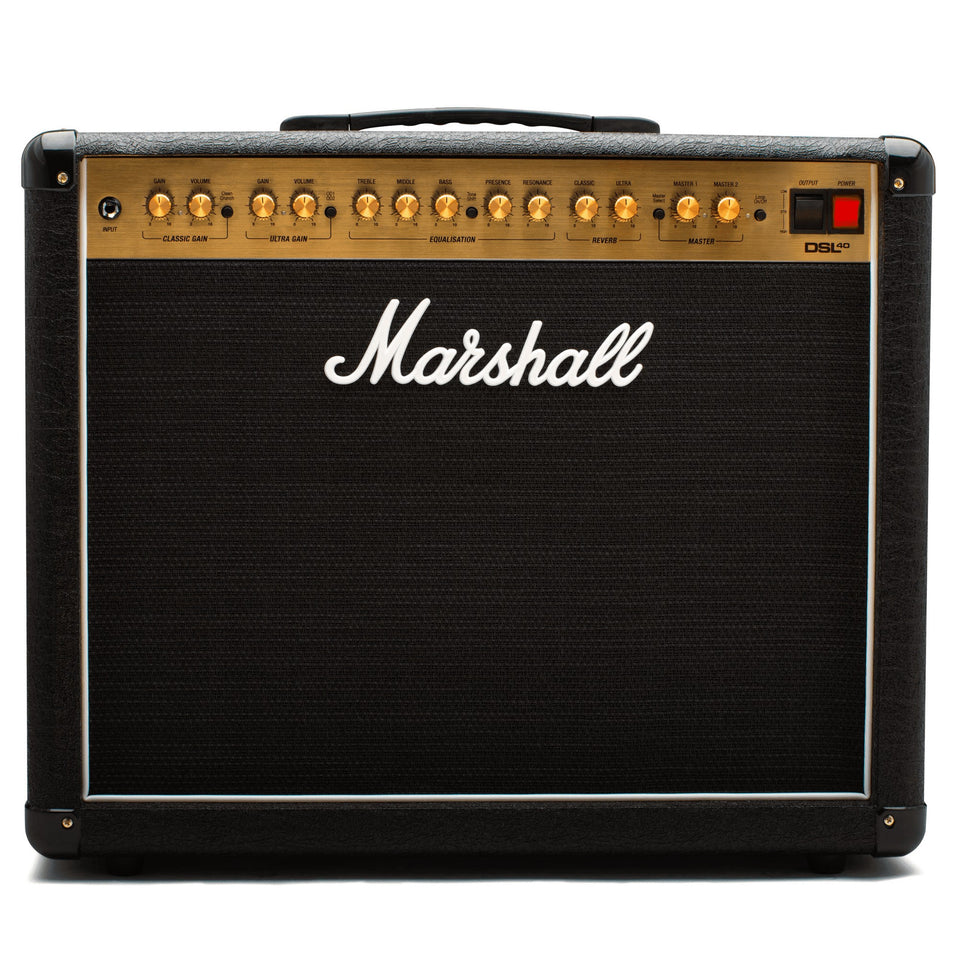 Marshall DSL40CR 40W 1x12 Combo Guitar Amp