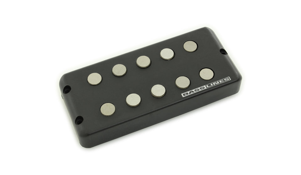 Seymour Duncan SMB-5A 5-String Pickups For Music Man , 3-Coil Alnico
