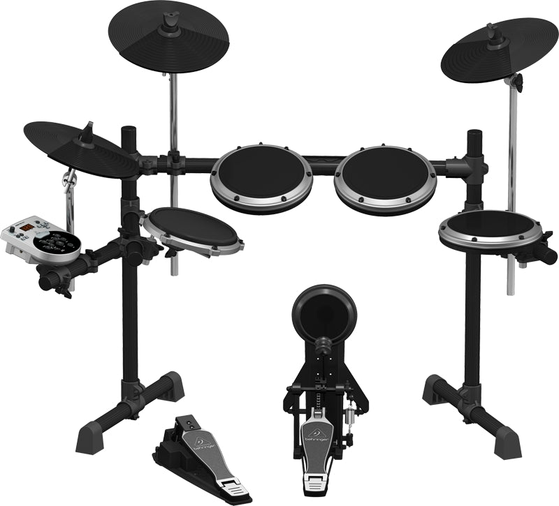 Behringer XD8-USB 8 Piece Electronic Drum Kit