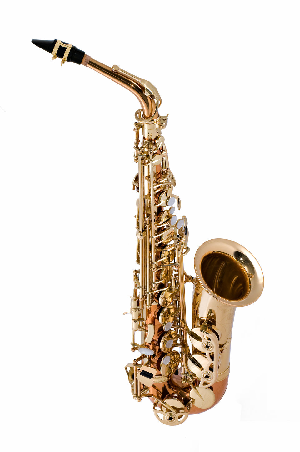 Selmer Model SAS280R Step-Up Alto Saxophone Outfit