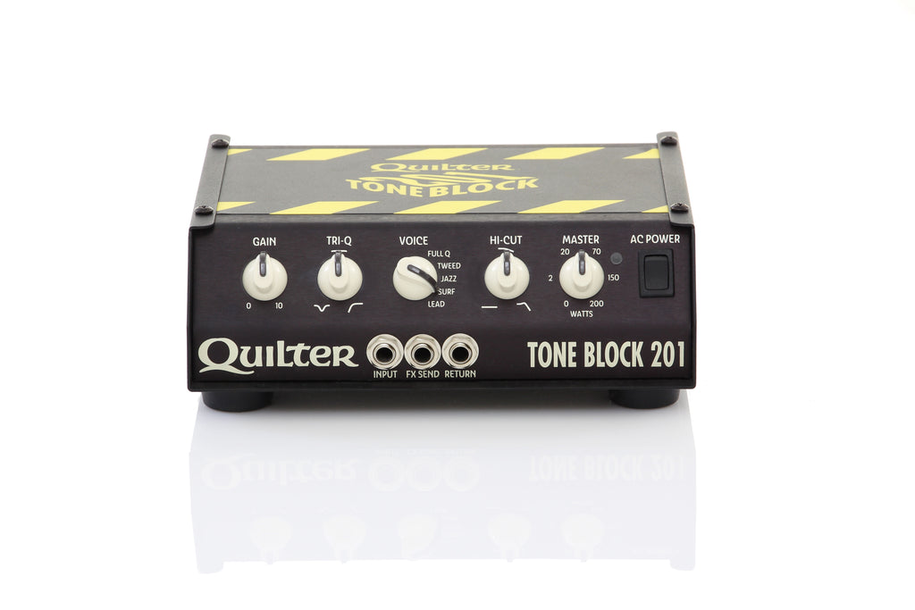 Quilter Tone Block 201 200w Guitar Amp Head