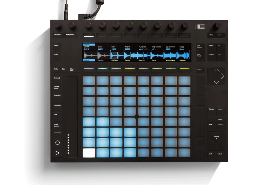 Ableton Push 2 Controller