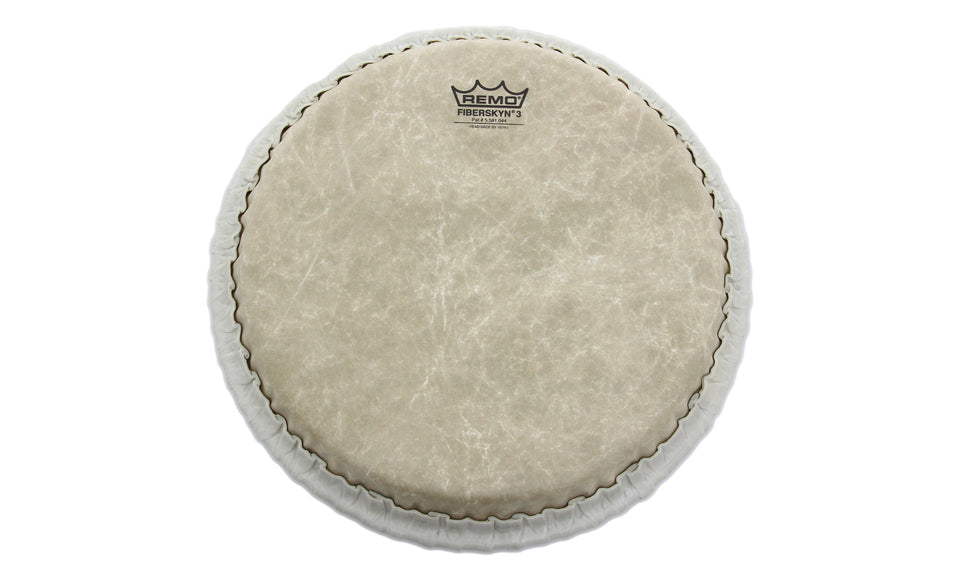 "Remo M7-1175-F6 Conga Drum Head 11.75"" Fiberskyn 3 Tucked"