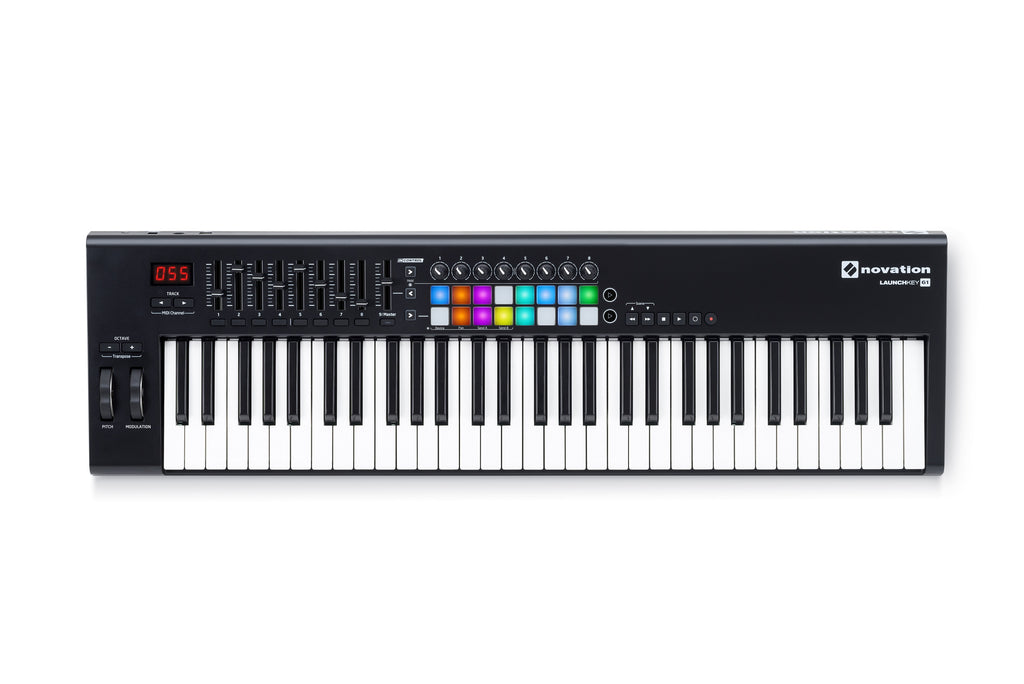 Novation Launchkey 61 MK2 61-Key Controller