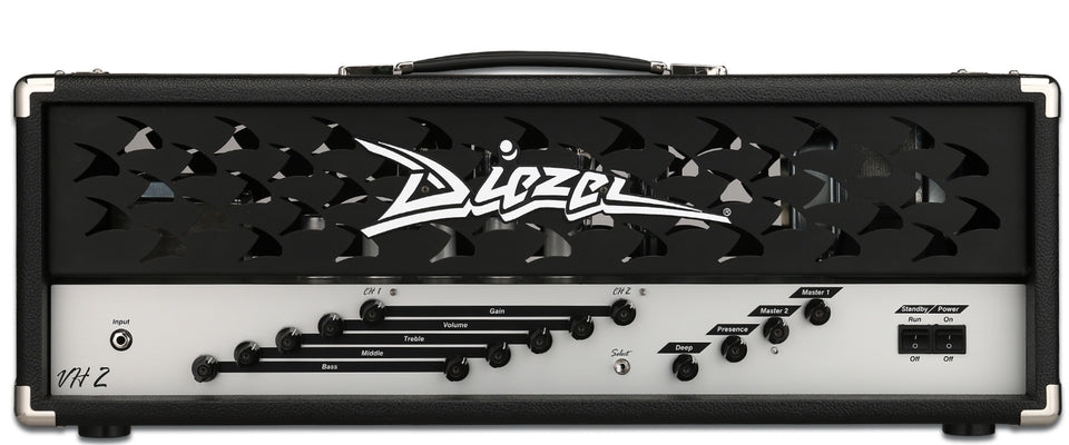 Diezel VH2 100W Guitar Amplifier Head
