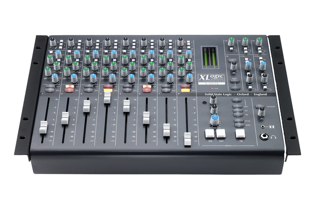 Solid State Logic X-Desk 16 Channel Dual Input Superanalogue Mixer