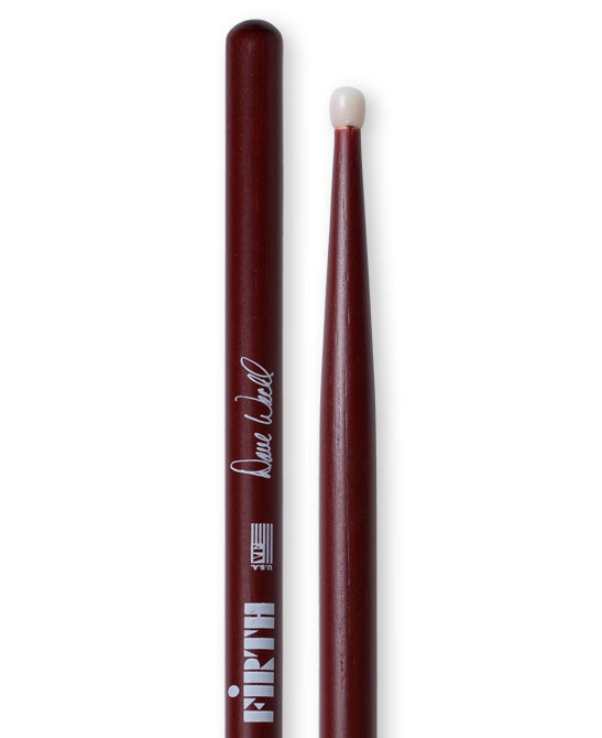 Vic Firth SDWN Dave Weckl Signature Series Drumsticks - Nylon Tip