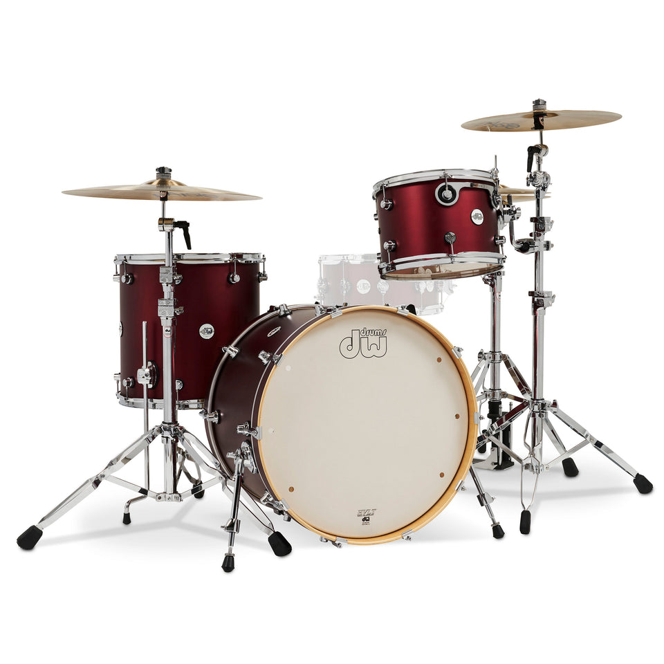 Drum Workshop Design Series 3-Piece Shell Pack
