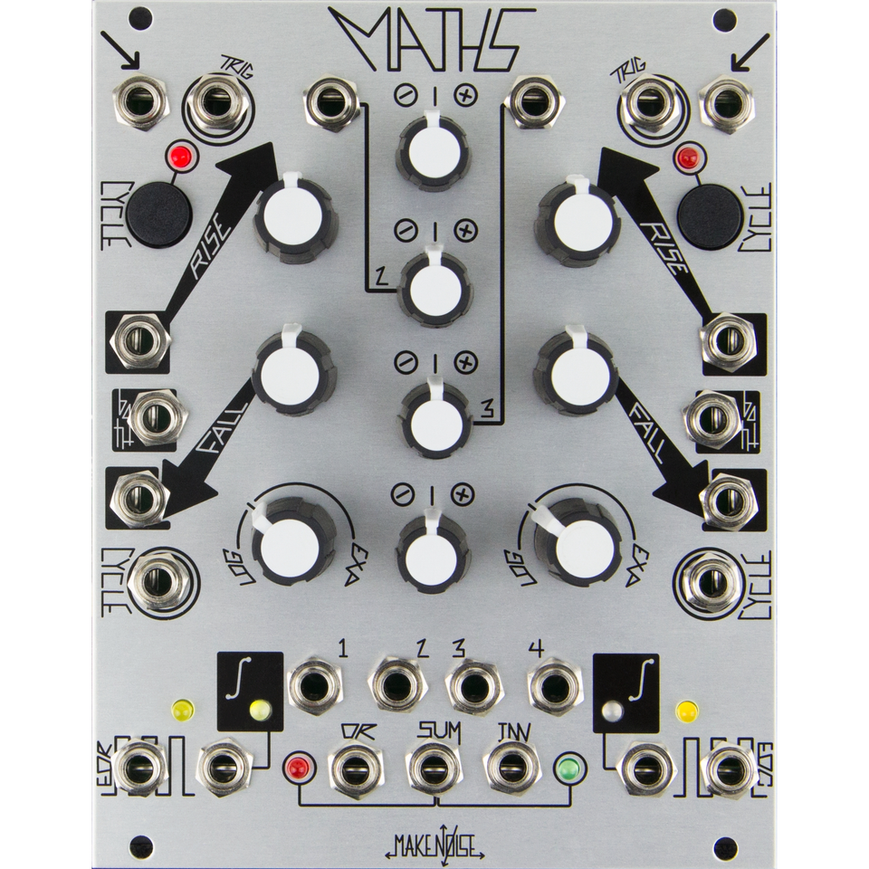 Make Noise MATHS Multi-function Control Module