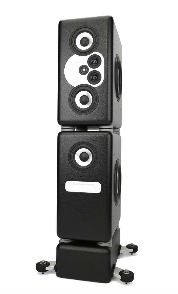 Barefoot Sound MasterStack12 Studio Monitors - Pair Without Handles