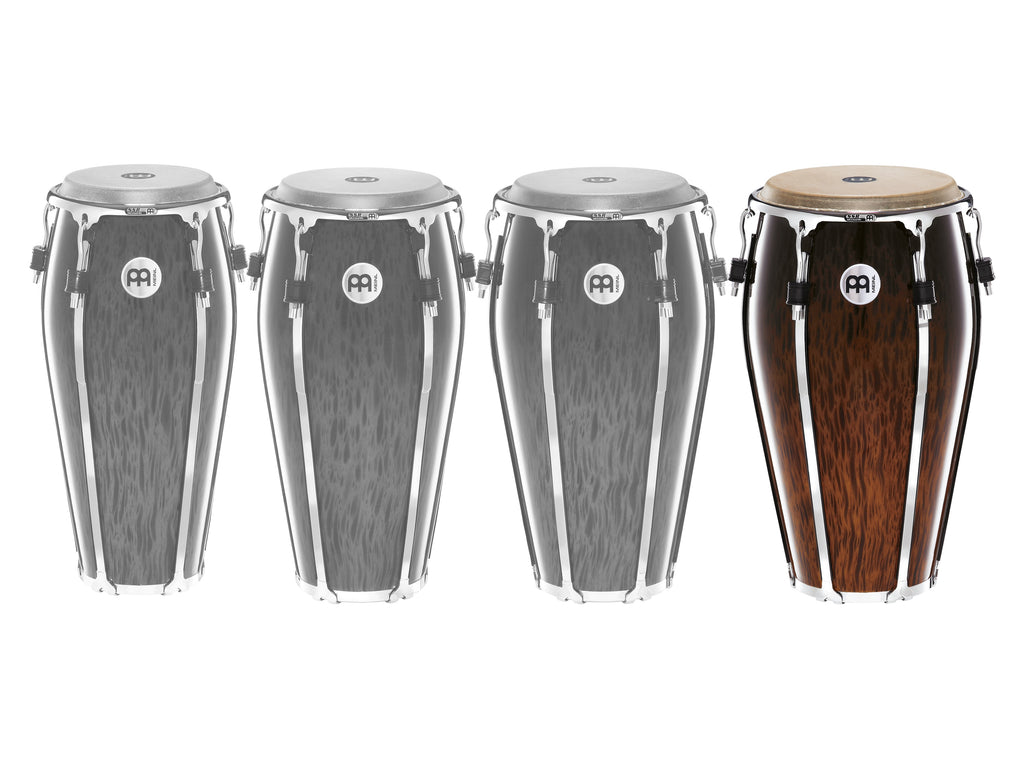 "Meinl FL13BB Floatune Series 13"" Tumba - Brown Burl"