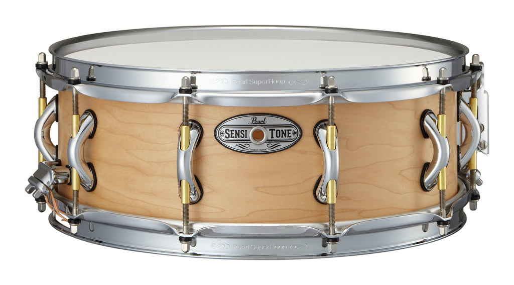 "Pearl 14"" x 5"" SensiTone Premium Maple Snare Drum"