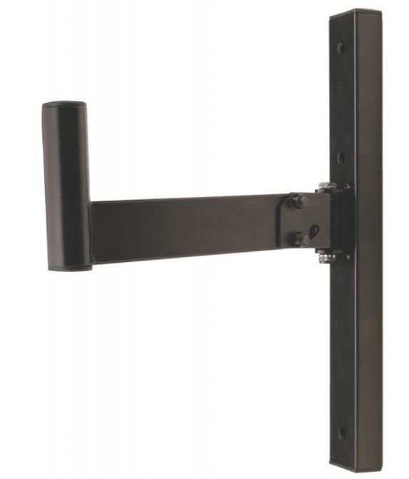 On-Stage Stands SS7323B Wall Mount Speaker Bracket (Pair)