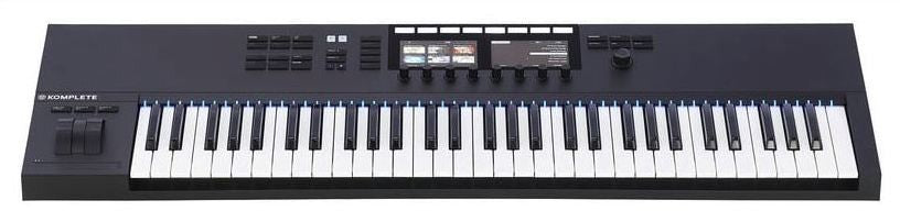Native Instruments Komplete Kontrol S61 Mk2 Smart Keyboard Controller - 61 Key