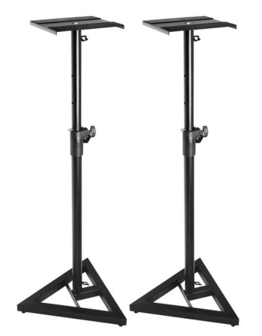 On-Stage Stands SMS6000-P Studio Monitor Stands (Pair)