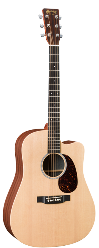 C.F. Martin DCX1AE Dreadnought Cutaway Acoustic Electric