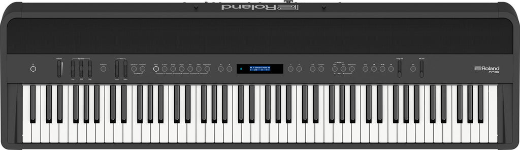 Roland FP-90-BK SuperNATURAL Modeling Digital Portable Piano