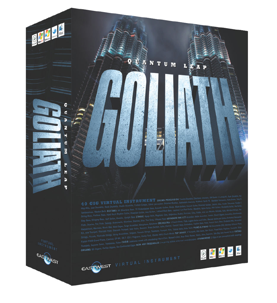 EastWest Goliath
