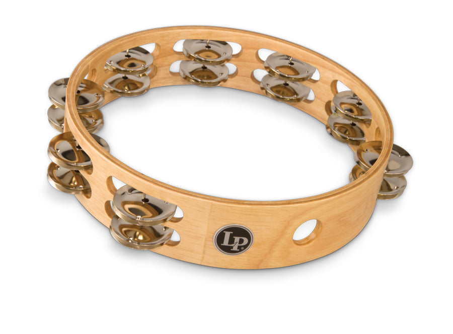 LP LP380B Double Row Tambourine