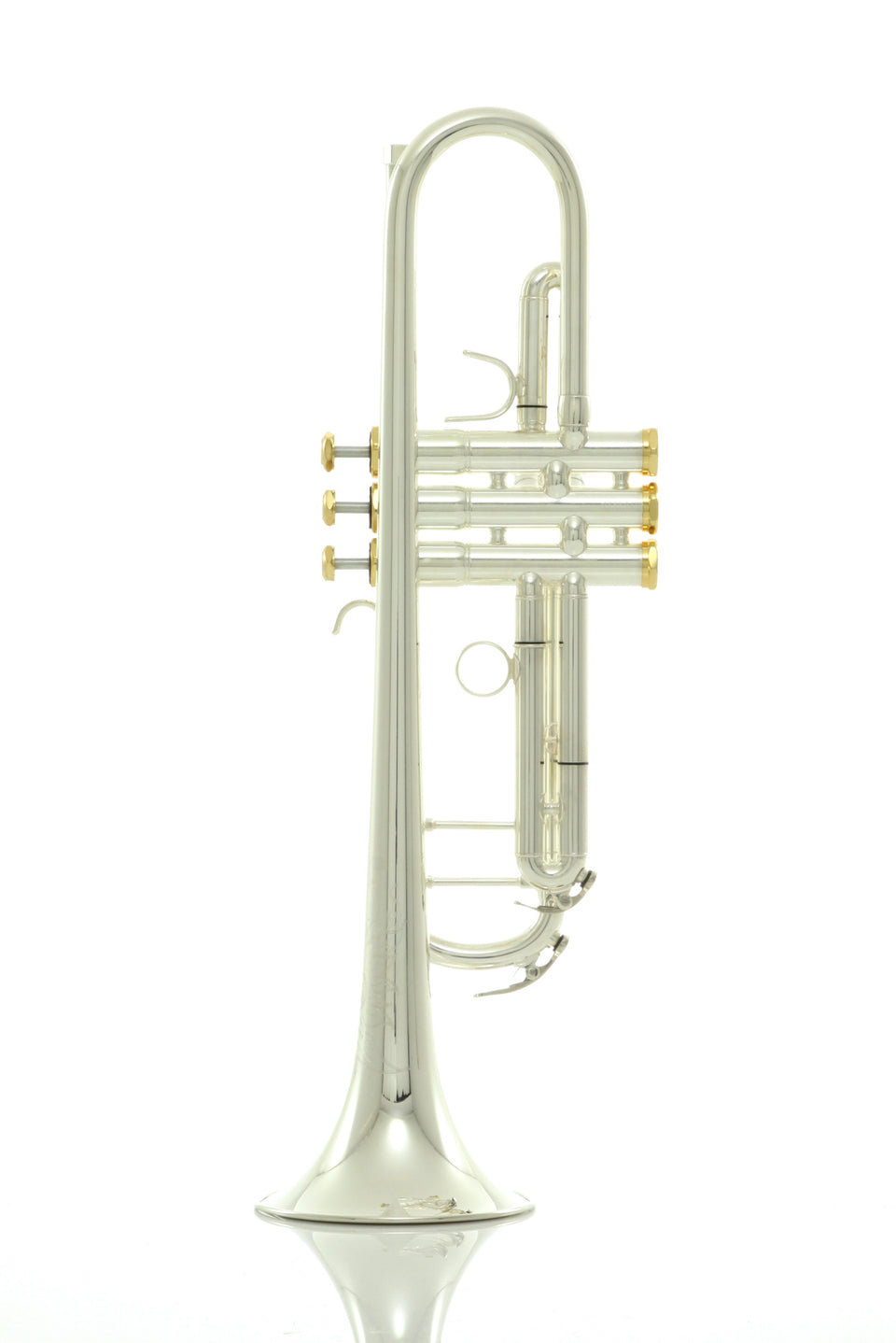Andreas Eastman ETR520GS Intermediate B-Flat Trumpet With Gold Brass Bell