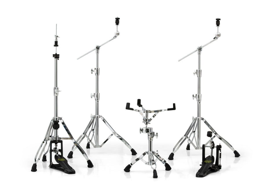 Mapex HP8005 Armory Hardware Pack W/ P800 Single Pedal - Chrome