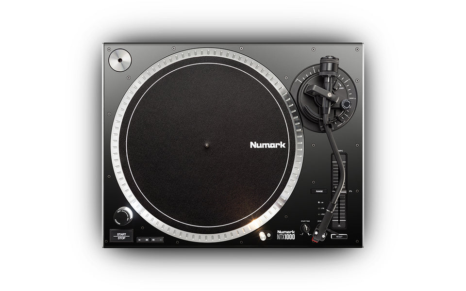 Numark NTX1000 Professional High-Torque Direct-Drive Turntable