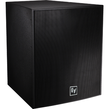 Electro Voice EVF-2151D 1000w Front-Loaded Subwoofer - EVCoat Black