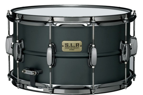 "Tama 14"" x 8"" SLP Big Black Steel Snare Drum"