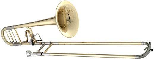 Getzen 1047F Eterna Large Bore Tenor Trombone - F Attachment