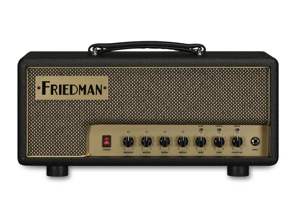 Friedman Runt 20 20w Guitar Amplifier Head