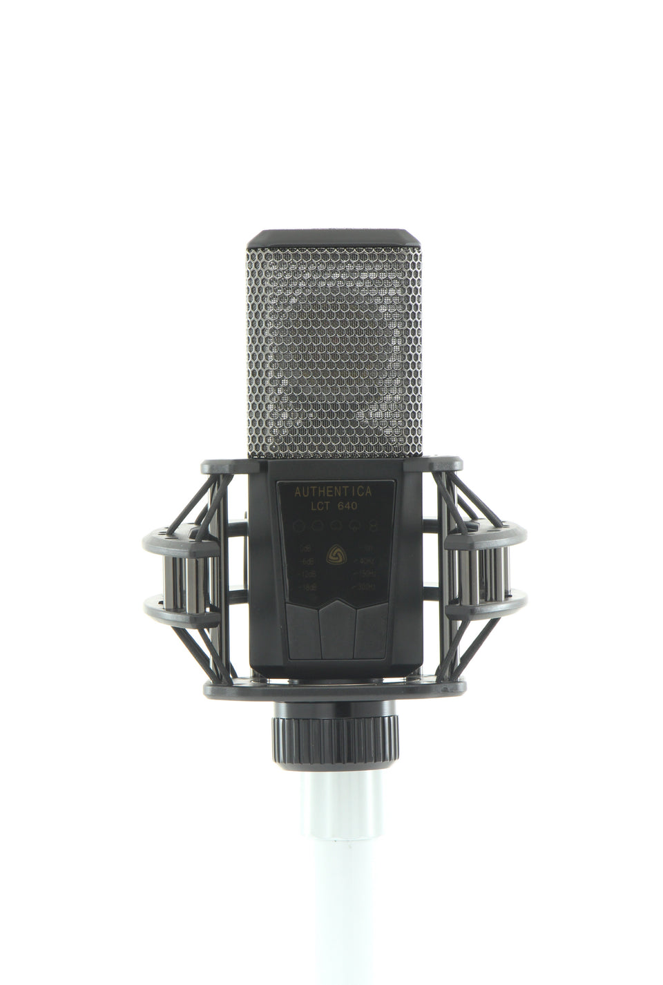 Lewitt LCT640 Reference Class Multi-Pattern Condenser Microphone